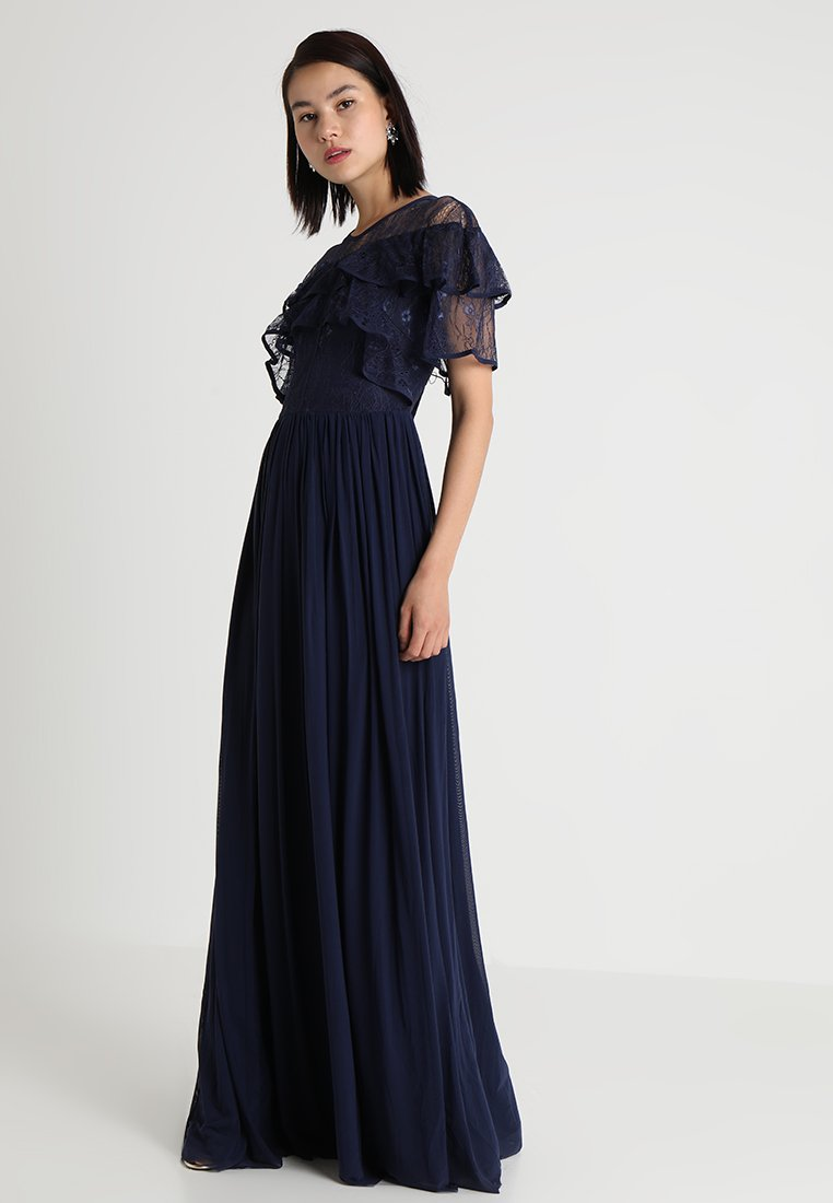 Forever Unique - Ballkleid - navy