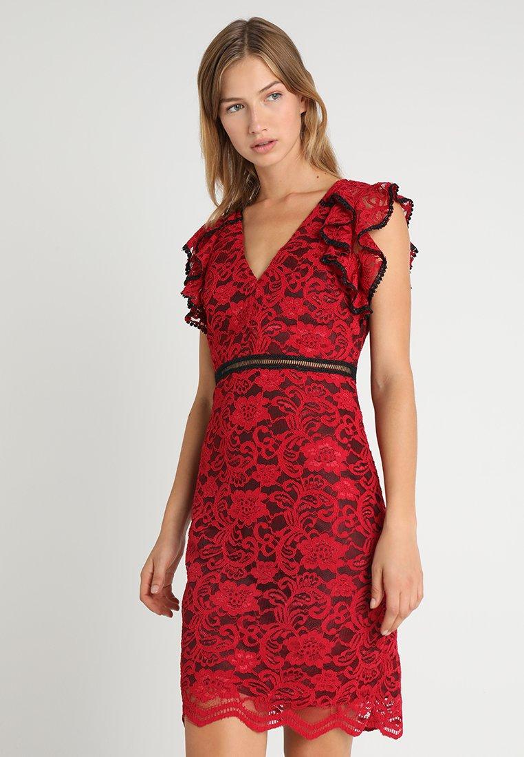Soirée Unique Forever Robe De Red xoBreWQCd