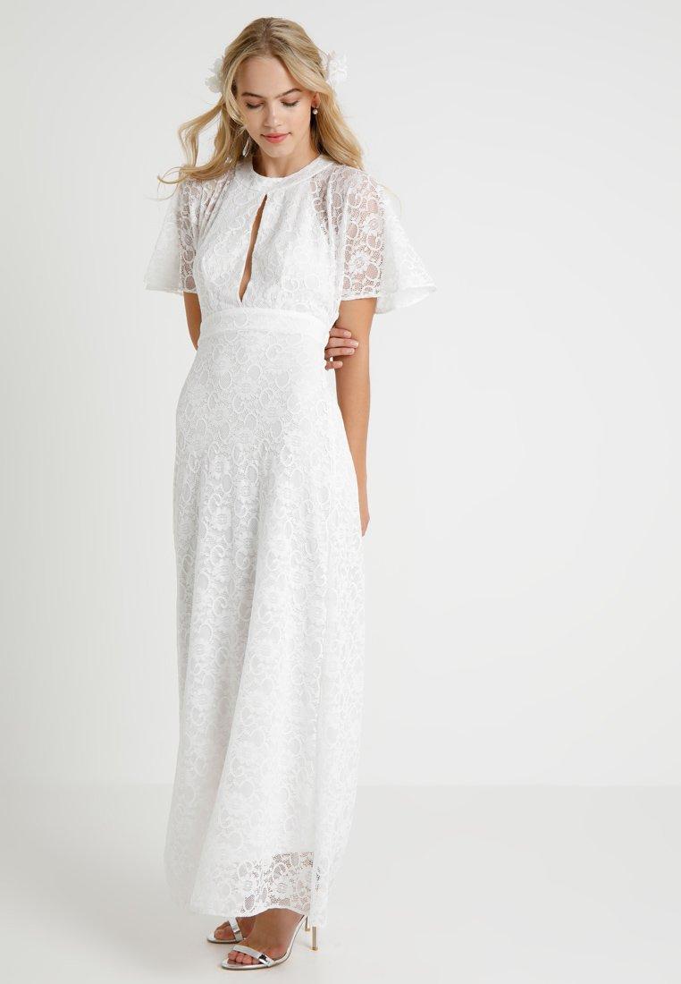 Forever Unique - Společenské šaty - ivory