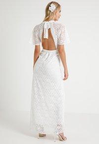 Forever Unique - Společenské šaty - ivory - 2