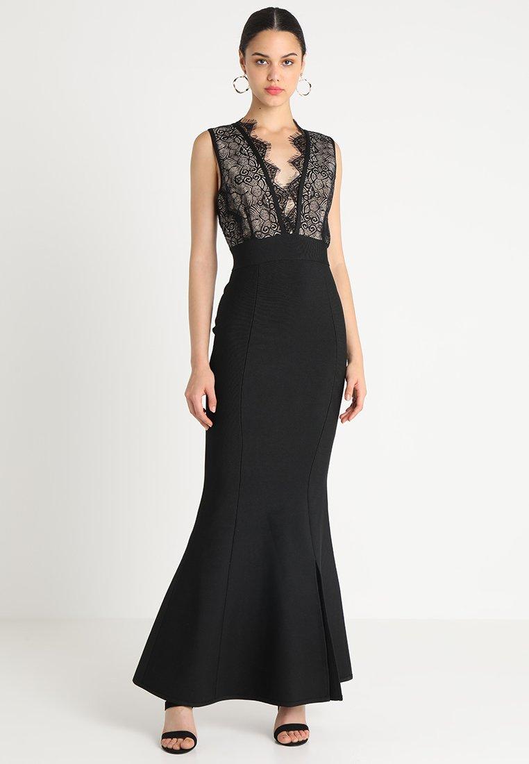 Forever Unique - Společenské šaty - black