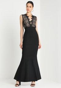 Forever Unique - Společenské šaty - black - 1