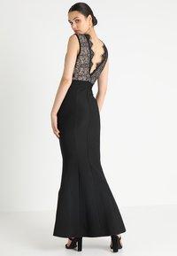 Forever Unique - Společenské šaty - black - 2