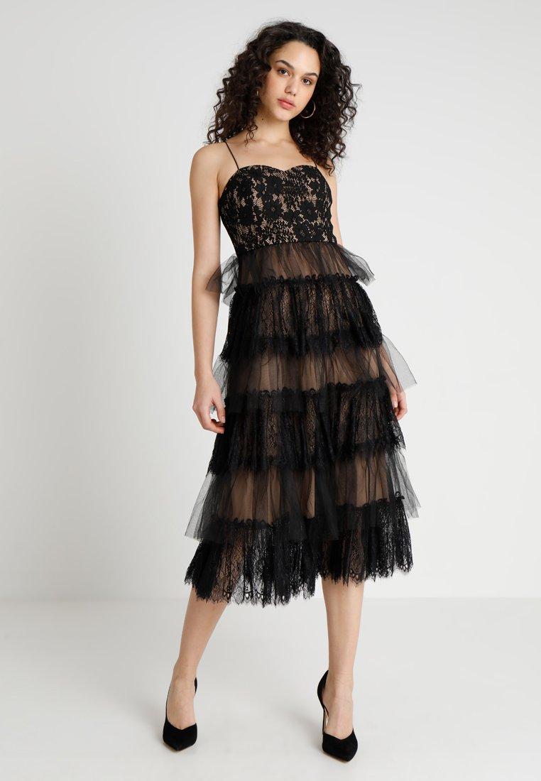 Forever Unique - Vestito elegante - black
