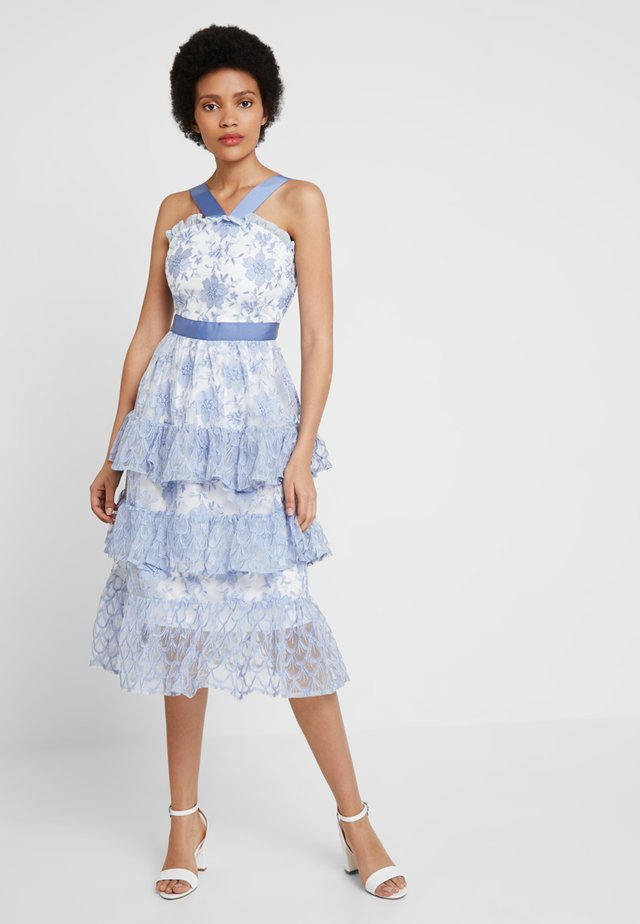 Cocktail dress / Party dress - pale blue