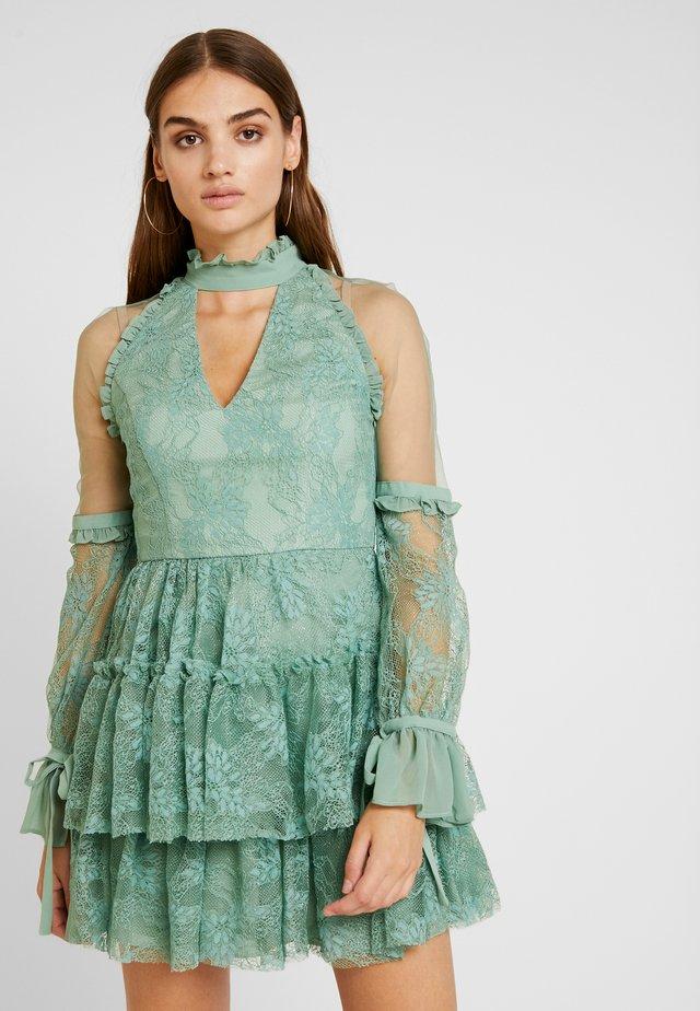 Cocktailkleid/festliches Kleid - sage