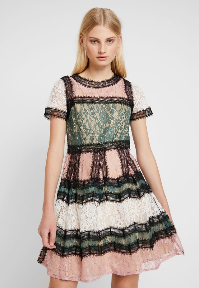 Cocktail dress / Party dress - multi