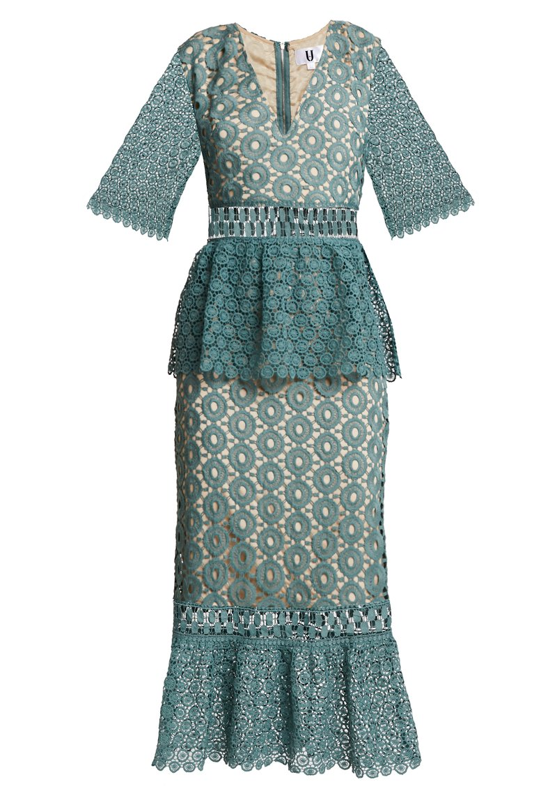 Forever Unique - Cocktail dress / Party dress - green