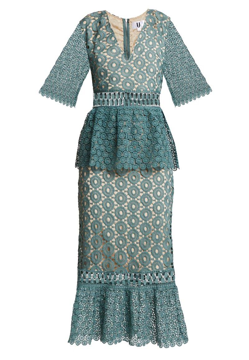 Forever Unique - Cocktailkleid/festliches Kleid - green