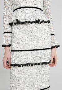 Forever Unique - Cocktail dress / Party dress - black/ivory - 6