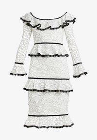 Forever Unique - Cocktail dress / Party dress - black/ivory - 5