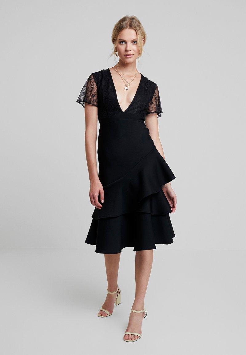 Forever Unique - Koktejlové šaty/ šaty na párty - black
