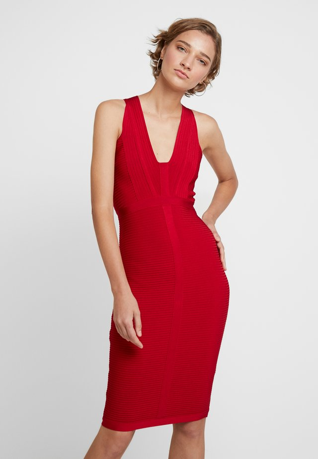 TARA - Cocktail dress / Party dress - red