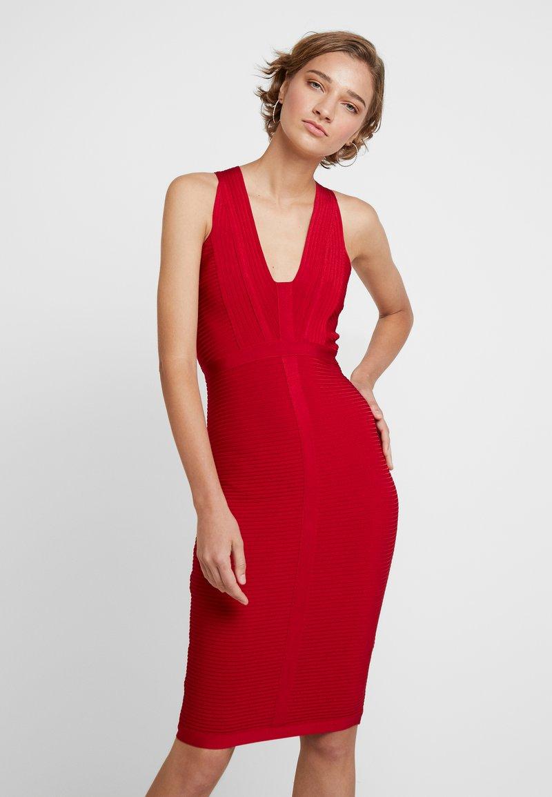 Forever Unique - TARA - Cocktailkleid/festliches Kleid - red