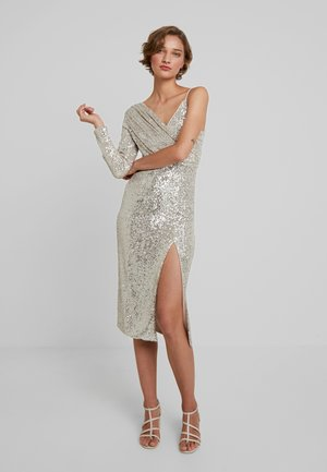 YARA - Cocktail dress / Party dress - silver