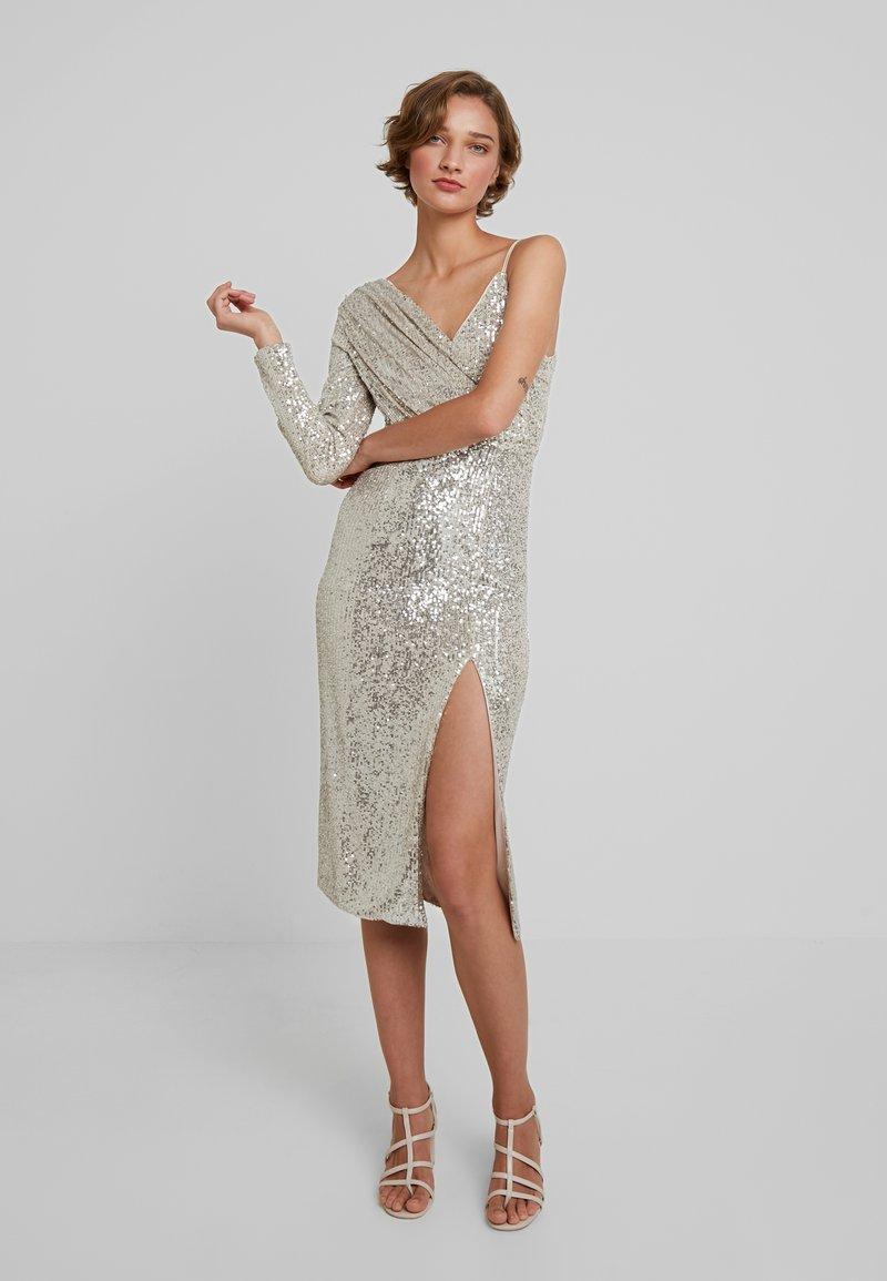 Forever Unique - YARA - Robe de soirée - silver