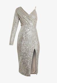 Forever Unique - YARA - Robe de soirée - silver - 5