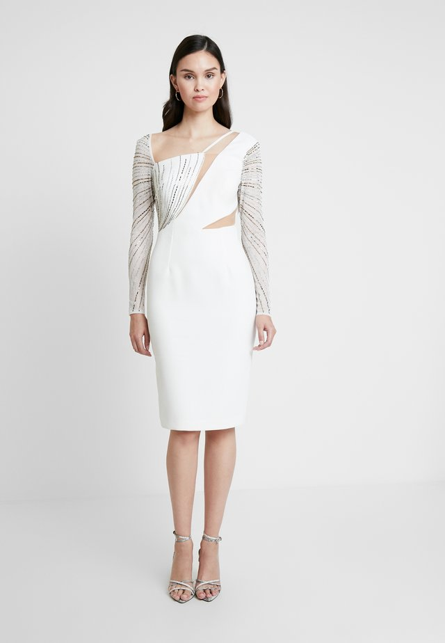TAMSIN - Cocktail dress / Party dress - ivory