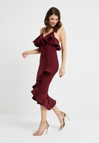 Forever Unique - Cocktail dress / Party dress - wine - 2