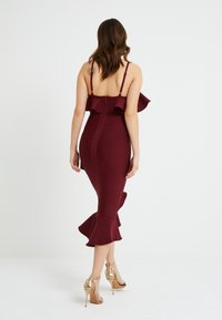 Forever Unique - Cocktail dress / Party dress - wine - 3