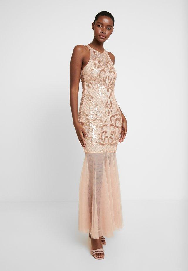 Cocktailkleid/festliches Kleid - nude