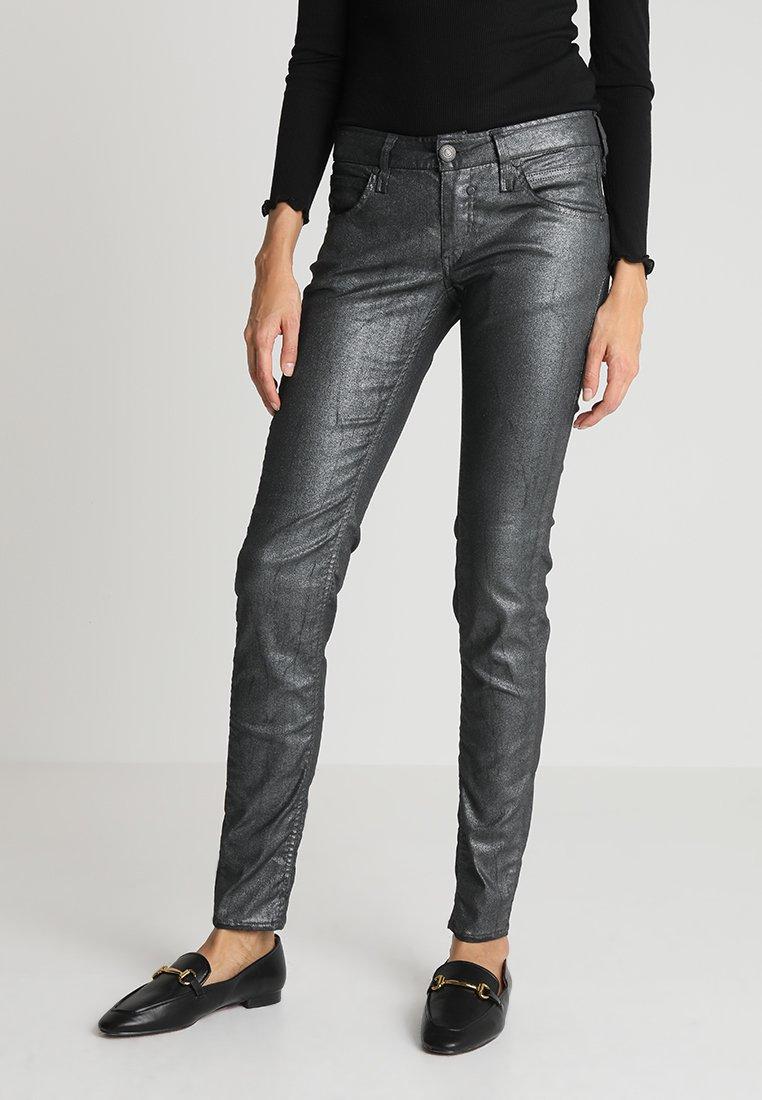 Herrlicher - TOUCH - Jeans Slim Fit - silver