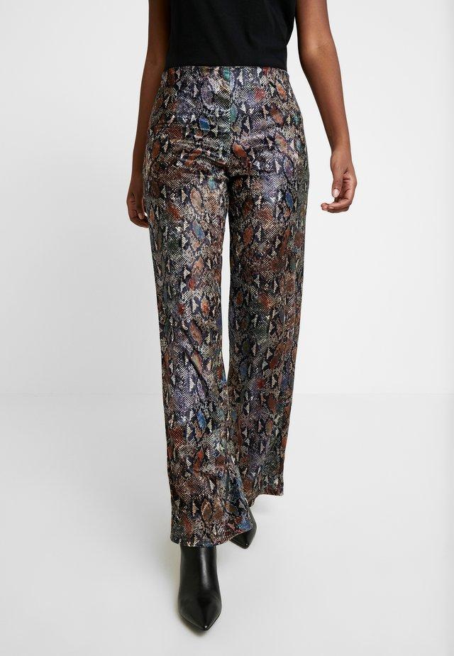 MARLISA PRINTED - Bukser - multicolor