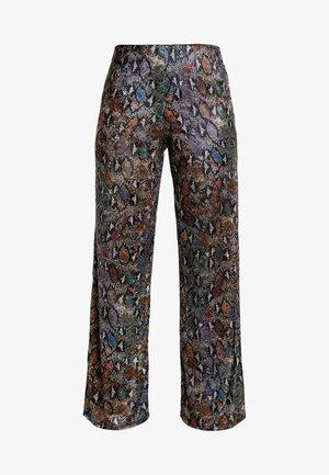 MARLISA PRINTED - Kalhoty - multicolor
