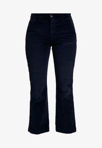 Herrlicher - MINX STRETCH - Trousers - marine - 5