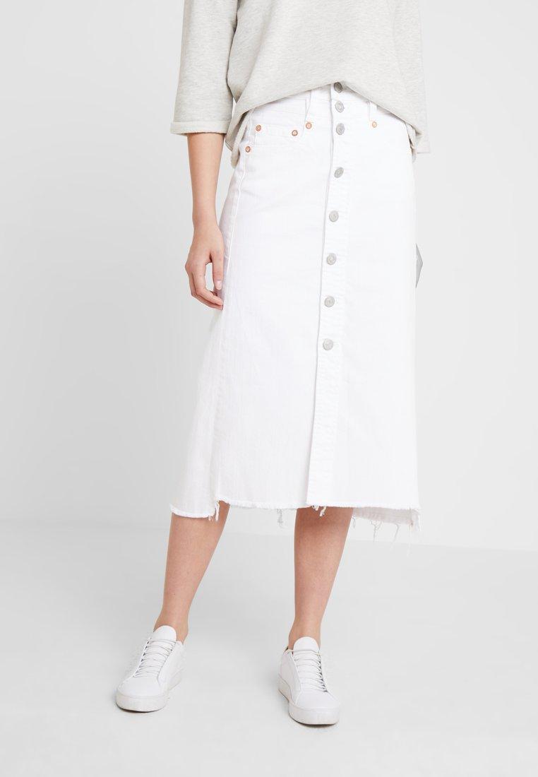 Herrlicher - PALITA SKIRT - A-line skirt - polar