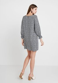 Herrlicher - ISARELLI PRINTED - Day dress - light navy - 2