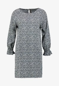 Herrlicher - ISARELLI PRINTED - Day dress - light navy - 4