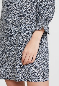 Herrlicher - ISARELLI PRINTED - Day dress - light navy - 5