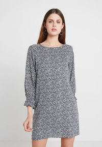 Herrlicher - ISARELLI PRINTED - Day dress - light navy - 0