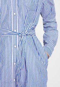 Herrlicher - SKARA DRESS STRIPE - Sukienka koszulowa - ink - 8