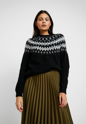 LOTTI NORWAY - Jumper - black