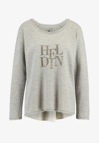 Herrlicher - FREYJA GLITTER - Sweatshirt - gold - 4