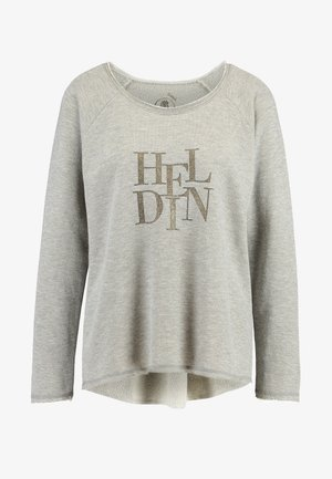 FREYJA GLITTER - Sweater - gold