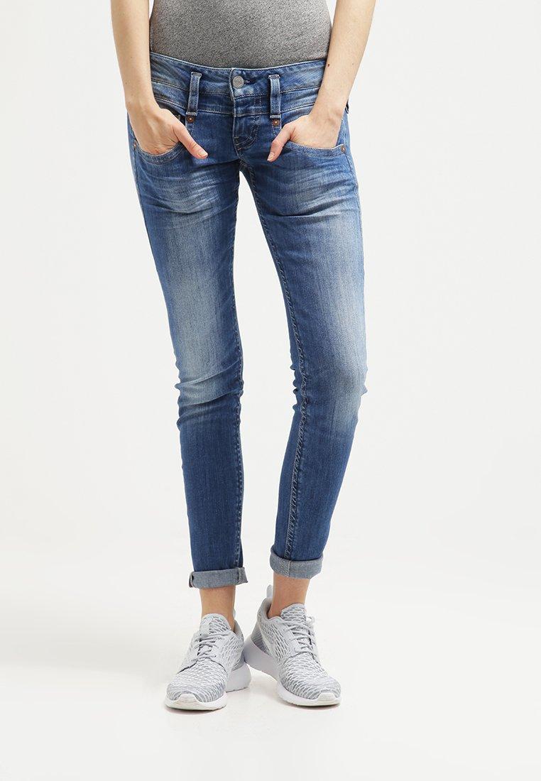 Herrlicher - PITCH SLIM - Jeans Slim Fit - bliss