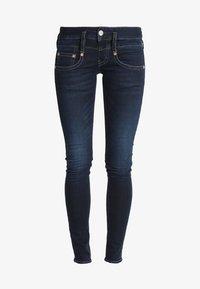 Herrlicher - PITCH SLIM - Slim fit jeans - dull - 5