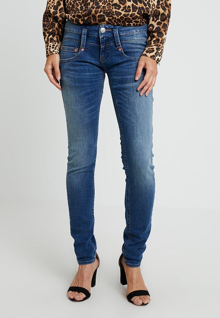 Herrlicher - PITCH SLIM - Slim fit jeans - duke
