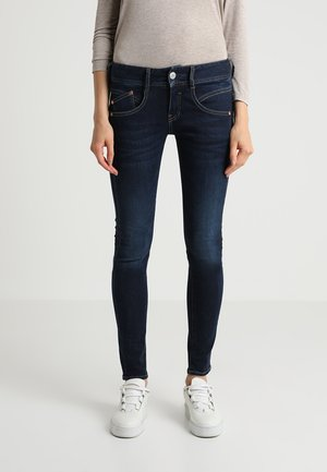 GILA SLIM - Slim fit jeans - blue denim