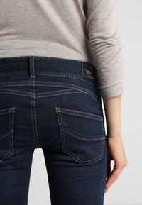Herrlicher - GILA SLIM - Slim fit jeans - blue denim - 3