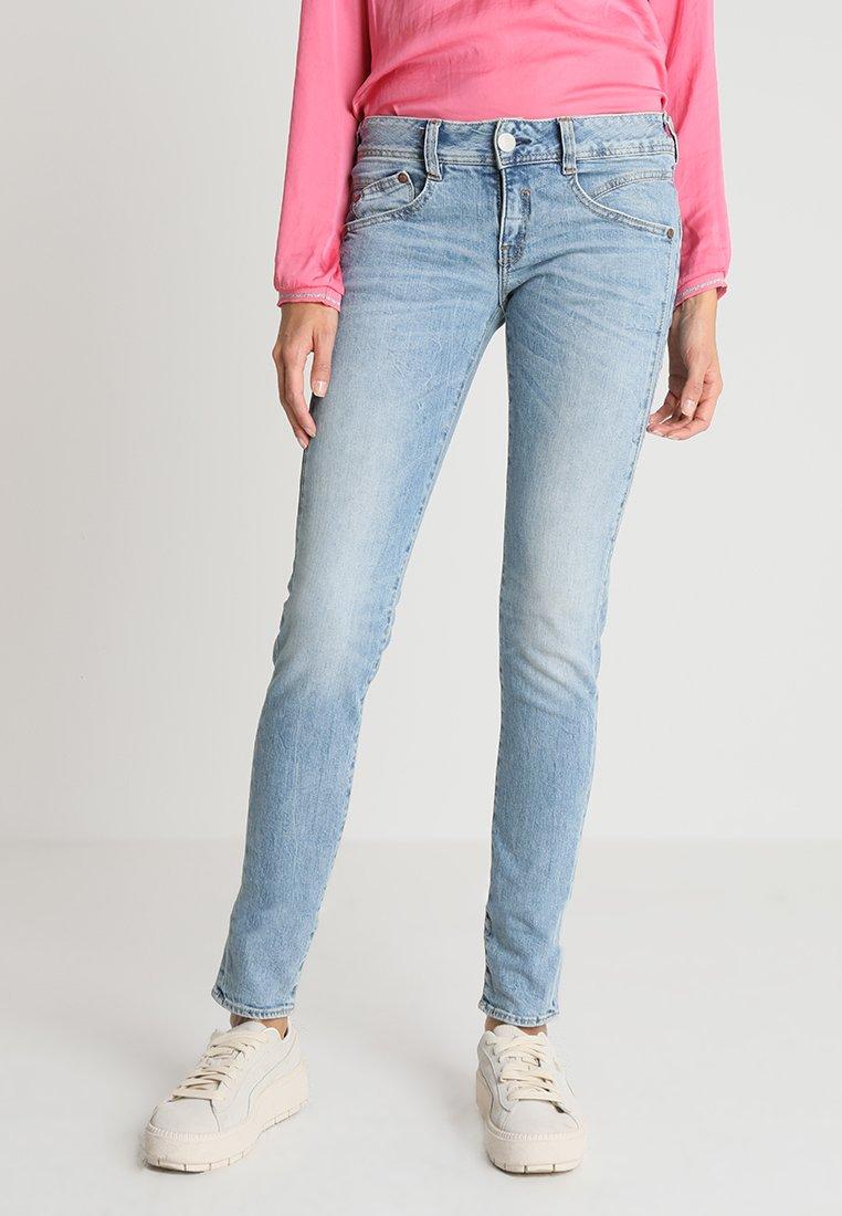 Herrlicher - GILA SLIM - Slim fit jeans - adagio