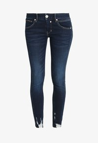 Herrlicher - TOUCH CROPPED - Jeans Skinny Fit - dull - 5