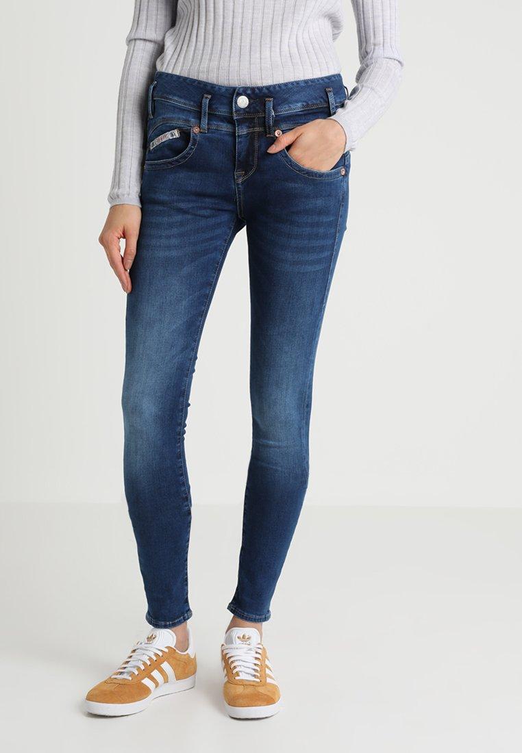 Herrlicher - PEARL SLIM - Slim fit jeans - brushed