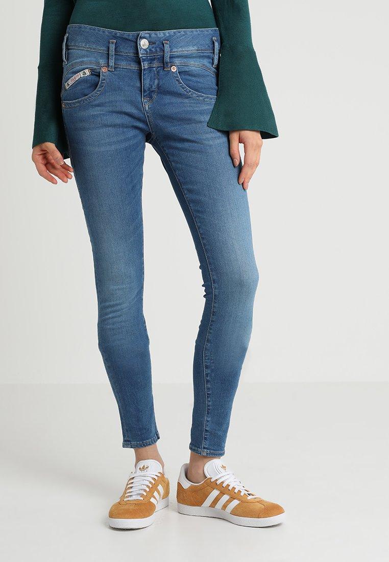 Herrlicher - PEARL SLIM - Jeans Slim Fit - blue