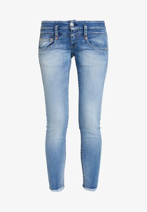 PITCH SLIM CROPPED - Jeans slim fit - navy blue