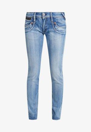 PIPER SLIM - Jeans slim fit - navy blue