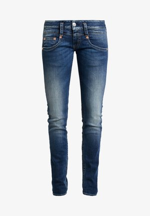 PITCH SLIM - Jeans slim fit - deep water